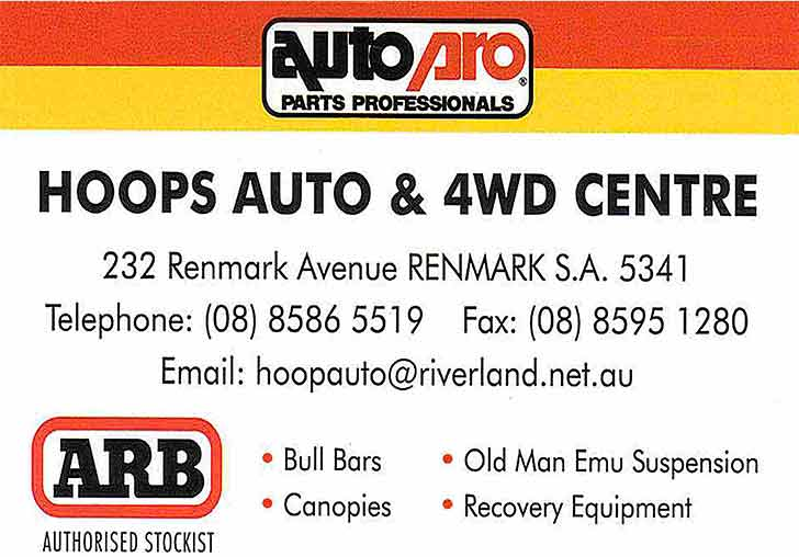 Hoops Auto & 4w Centre