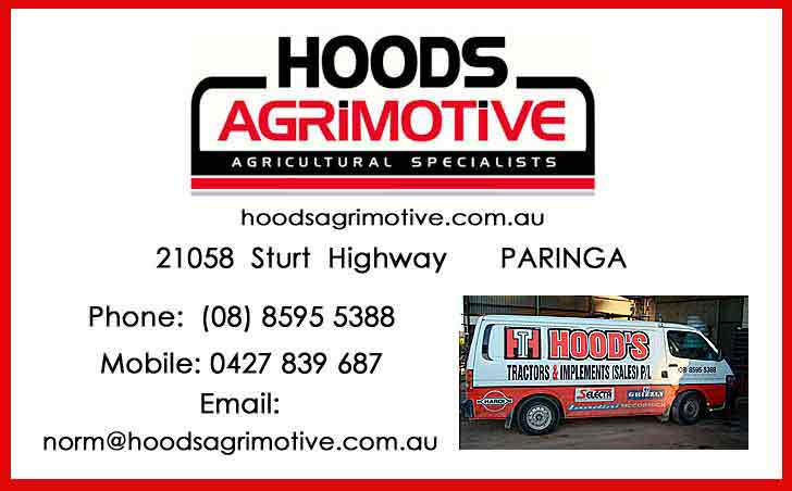 Hoods Agrimotive